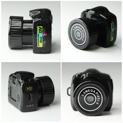 Mini HD Video Audio Recorder Camera