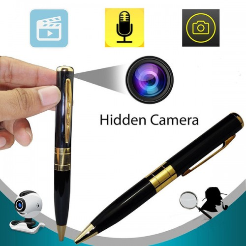 Camera Spy Mini DV Hidden Pen