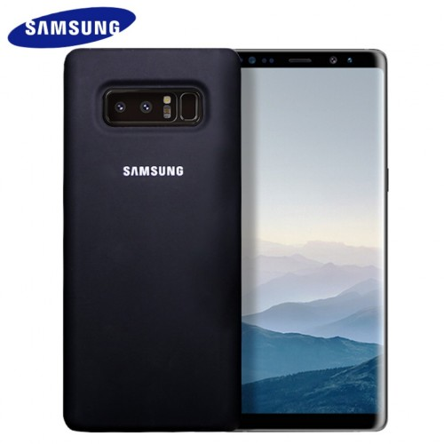Silicone Cover for Samsung Galaxy Note 8
